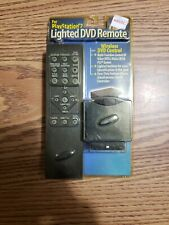 INTEC PlayStation 2 PS2 WIRELESS Lighted DVD Remote Intec FACTORY SEALED