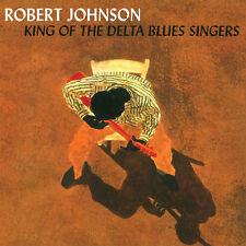 Robert Johnson - King Of The Delta Blues Singers CD