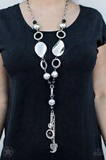 w/ earrings nwt Paparazzi jewelry long necklace