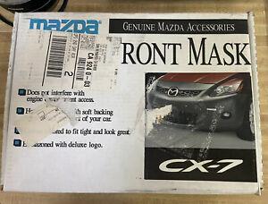 Mazda Front End Mask Cover Bra Fits Mazda CX-7 2007-2009