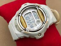 Casio Baby-G Watch Ladies White Sport Digital Wrist Watch BG-169R Water 20Bar