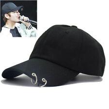 BlackKPOP BTS LIVE THE WINGS TOUR Hat Bangtan Boys Ring Baseball Cap Adjustable