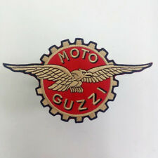 MOTO GUZZI SEW OR IRON ON  PATCH