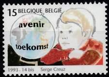 België postfris 1993 MNH 2583 - Kinderen bouwen aan Toekomst