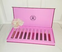 Anastasia Beverly Hills Liquid Lipstick 10pc Holiday Gift Set Limited Edition
