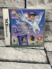 Dora the Explorer: Dora Saves the Snow Princess [Nintendo DS/Lite/DSi/XL Game]