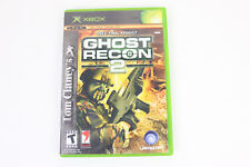 Tom Clancy's Ghost Recon 2: 2011 Final Assault For Xbox Original Very Good