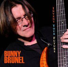 Invent Your Future - Bunny Brunel (2015, CD NIEUW)