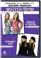 Mary Kate and Ashley So Little Time V2: About a Family / Hangin' Out [New DVD]