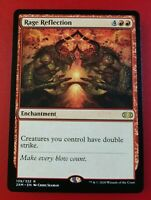Magic the Gathering MTG Rage Reflection Mystery Booster   NM