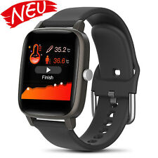 TODEX Smart Watch Fitness Tracker Gimnasio Reloj de Pulsera para Android Y Ios