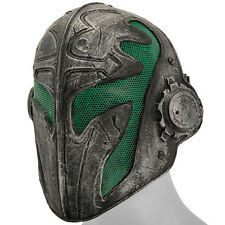 Templar Mask Airsoft Paintball Assassin Creed Knight Helmet Metal Wire Mesh New