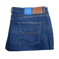 RM Williams Mens Nicholson Denim Shorts Regular Fit Size 42 New With Tags