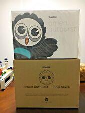 Coarsetoys Omen Outburst Loop Black Vinyl Figure Brand New