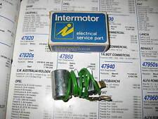 NEW CONDENSOR - NG140283.29 - FITS: SEAT 124 & 128 3p & 131 & 1430 (1969-84)