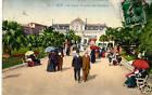 CPA 06 NICE le casino et jardin des palmiers