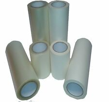 APPLICATION TRANSFER TAPE 610mm WIDE ROLL APP TAPE PAPER OR CLEAR MEDIUM TACK