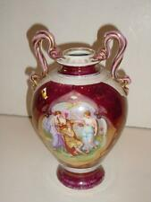 LOVELY HANDPAINTED ANTIQUE VIENNA AUSTRIA URN VASE!!!!!