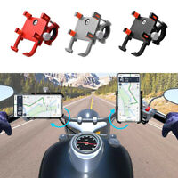 Fahrrad Handy Halter Motorrad MTB Einstellbar Universal Mit 360 Drehen