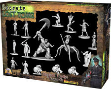 Secrets of the Lost Tomb: Ancient Myths & Legends Miniatures, New by EEG, Eng