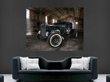 Hot Rod Auto Poster Classic USA Large Wall Art enorme