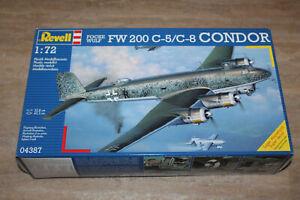 Revell 04387 Focke Wulf Fw 200 C-5/C-8 Condor 1:72 NEU mit OVP