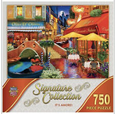Masterpieces Signature Collection It's Amore 750 piece jigsaw puzzle