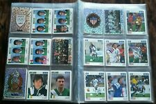 FIGURINE EURO FLASH NO PANINI CALCIATORI WORLD CUP USA 94 SET COMPLETO raro