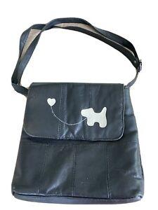 genuine leather handbag used Clearance!!