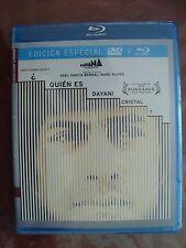 GAEL GARCIA BERNAL all region BLU RAY+DVD WHO IS DAYANI CRISTAL /QUIEN ES DAYANI