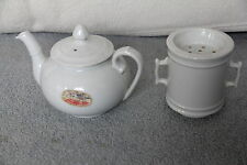 Pillivuyt French Drip Tea Pot W/Infuser MADE IN FRANCE NEW IN BOX
