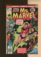 Ms. Marvel 1 FN 6.0 * 1 Book * 1st as Ms. Marvel! Chris Claremont & John Buscema