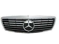 SALE -W211 02-06 Pre-Facelif GRILLE/GRILL 11MD SPORT CHROME/BLACK Mercedes-Benz