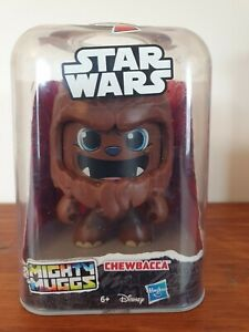 DISNEY HASBRO STAR WARS MIGHTY MUGGS Chewbacca