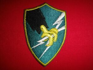 US ARMY SECURITY AGENCY (ASA) Vietnam War Patch