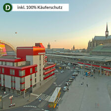 Köln 4 Tage Reise Günnewig Kommerz Hotel Gutschein 3 Sterne Rhein