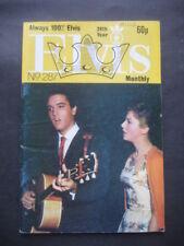 ANTIGUA REVISTA ELVIS PRESLEY Nº 287. DICIEMBRE 1983