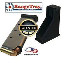 RangeTray Magazine SpeedLoader for Kimber Ultra Compact 1911 45acp 45 .45 BLACK