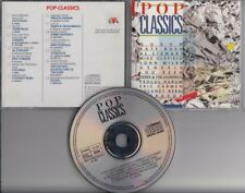 POP CLASSICS 1987 EVA CD Kate Bush Genesis Eric Carmen Procol Harum OMD Ultravox