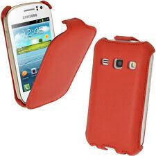 Étuis, housses et coques rouge Pour Samsung Galaxy S pour téléphone mobile et assistant personnel (PDA) Samsung