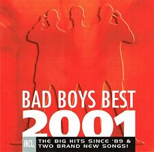 (CD) Bad Boys Blue - Bad Boys Best 2001 - You're A Woman, Come Back And Stay
