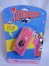 THUNDERBIRDS CARLTON SOUNDTECH / LADY PENELOPES / FAB 1 CAR WITH SOUNDS