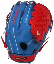New Mizuno MVP Prime SE 14 Inch GMVP1400PSES4 Slowpitch Glove RHT- Royal/Red