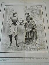 Typo 1890 L'Andolff location de Costume serré à la Taille