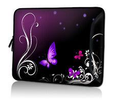 Laptop-Tasche 17,3 Zoll Notebook Sleeve Schutz-Hülle aus Neopren mit Zusatzfach