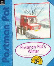 Very Good, Postman Pat's Winter, Cunliffe, John, Book