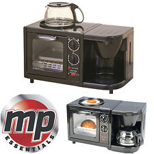 Low Wattage Caravan, Motorhome, Home 3in1 Combination Oven, Grill & Coffee Maker