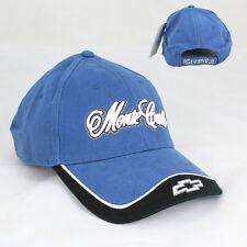 CHEVROLET Chevy Monte Carlo Logo muscle car Basecap Casquette trucker Baseball Cap
