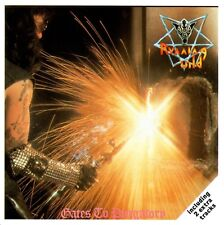 RUNNING WILD - GATES TO PURGATORY (EXPANDED+REMASTERED)  CD NEW!