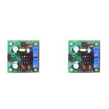 2Pcs NE555 Duty Cycle et fréquence réglable Module générateur d'onde carrée